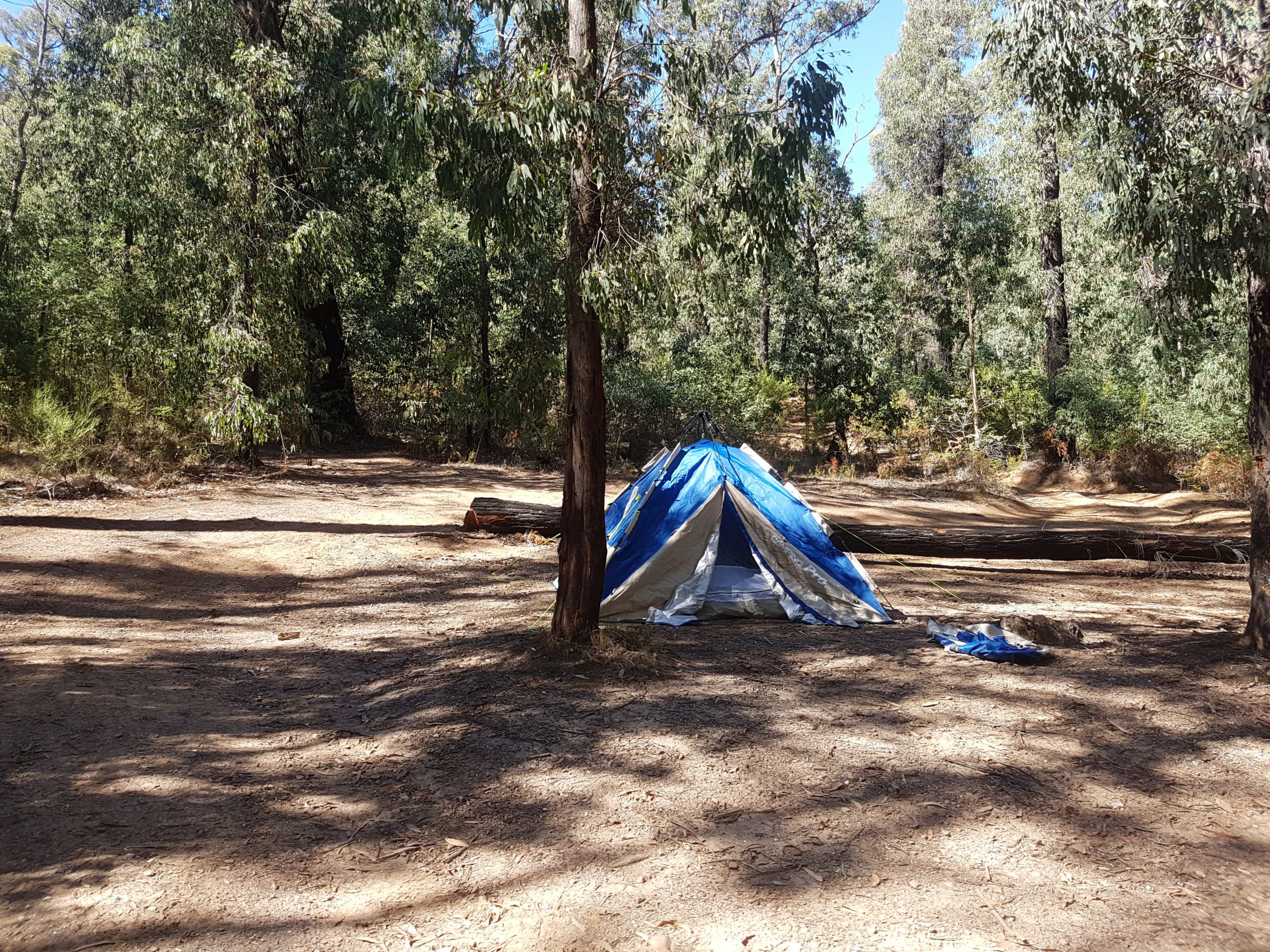 why camping is the great Australian past time